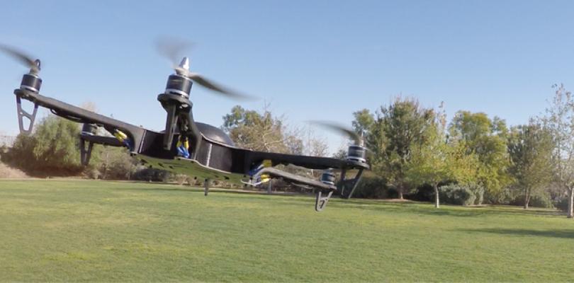 Listado de empresas relacionadas con el mundo de los drones