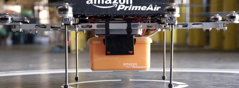 Amazon propone un espacio exclusivo para drones