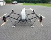 Nuevo proyecto de carga con humanos de hasta 80 kg