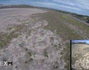 Vídeo fpv a 150 km/h, posiblemente uno de los mas rápidos del mundo