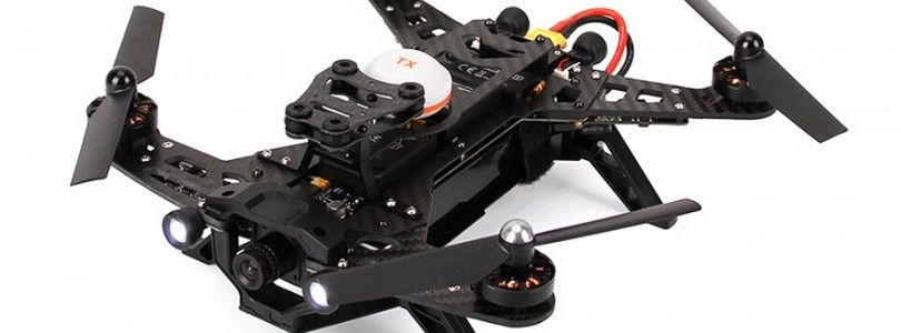 Walkera Runner 250, un dron de carreras modular y para armar