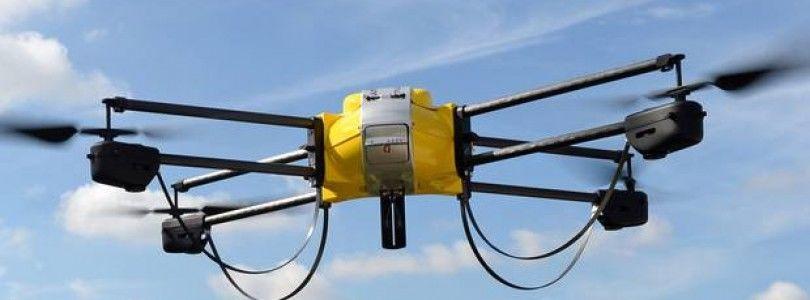 La policía británica usa drones para la seguridad del torneo de Wimbledon
