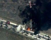 Se oyen las primeras reformas en California para los que interfieran a los bomberos con drones