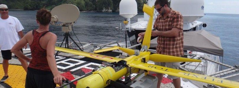 Drones controlarán la pesca ilegal en Islas Cocos en Costa Rica