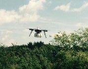 Se realiza con éxito la primera entrega legalizada puerta-puerta con drones en Estados Unidos