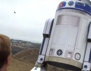 R2D2 finalmente vuela al convertirse en un dron
