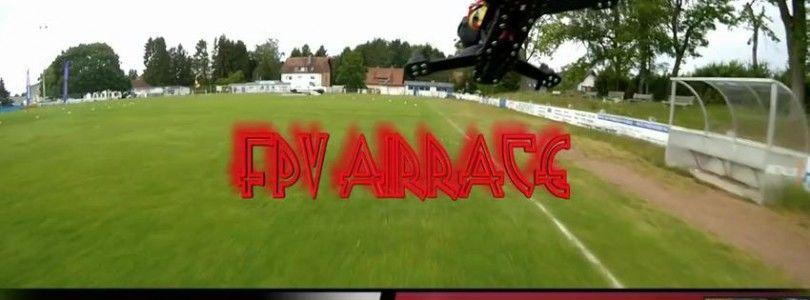 Bexbach celebra su primera carrera de drones oficial