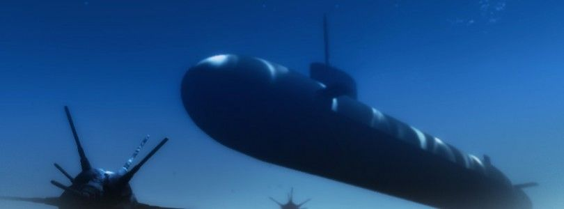 APM:Submarine, un submarino de control remoto
