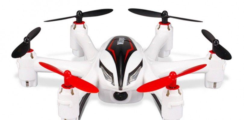 ¿Comienza el mal tiempo y no quieres dejar de volar un dron? Mira este WLtoys Q282, un juguete de interiores con FPV