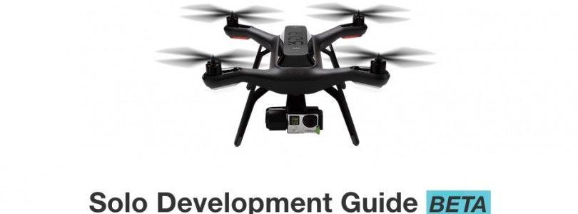3DR lanza la guía para el desarrollo del 3DR Solo