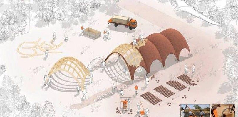 Proponen aeropuertos de drones en África para salvar vidas