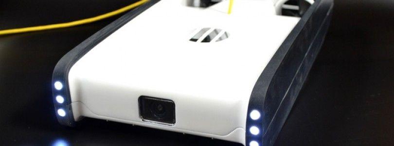 OpenROV Trident, un dron submarino para todos los públicos