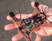 Shelby 150, un prototipo de nano dron de carreras