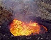 Nuevamente, increíbles imágenes de lava obtenidas gracias a los drones