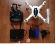[Venta] Walkera X350 Pro con sistema FPV y Gimbal de 3 ejes para GoPro