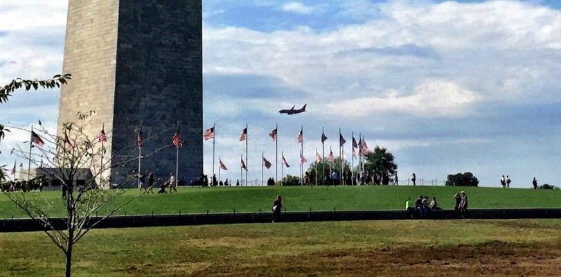 Nuevo caso de piloto que estampa su dron donde no debe, en este caso, cerca de La Casa Blanca
