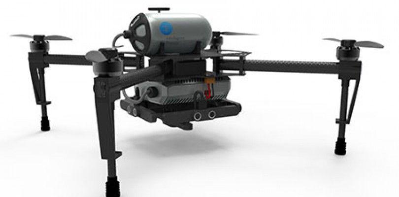 Amplían duración de la batería de drones