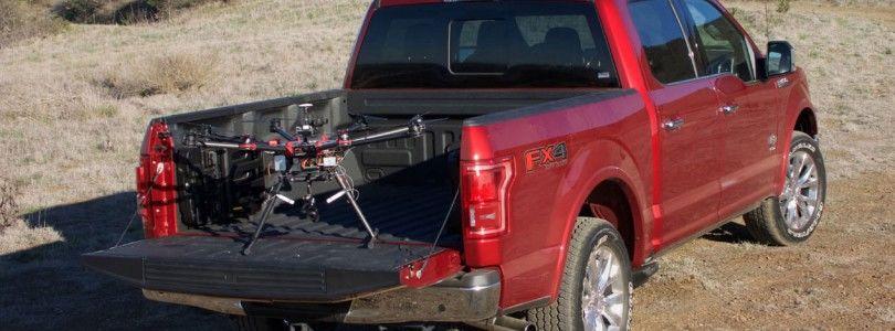 Ford, DJI y los drones