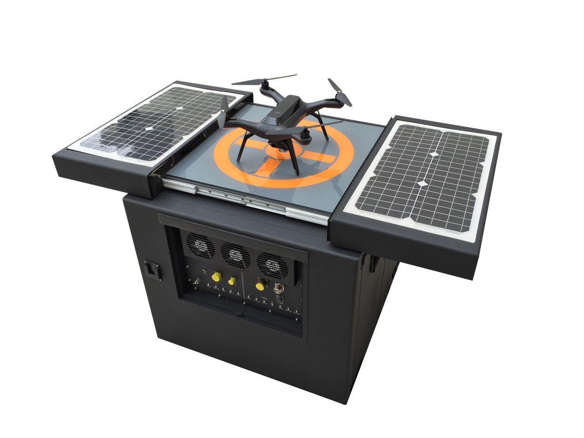 Dronebox el garage aut nomo para drones mas que drones for Garage autonomo
