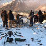 La séptima temporada de Juego de Tronos incluirá planos filmados con drones