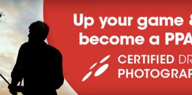 Los Fotógrafos Profesionales de América crean la certificación de Fotógrafo con drones