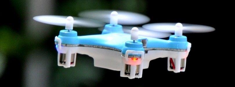 Cheerson CX-10, un nano dron de gran calidad