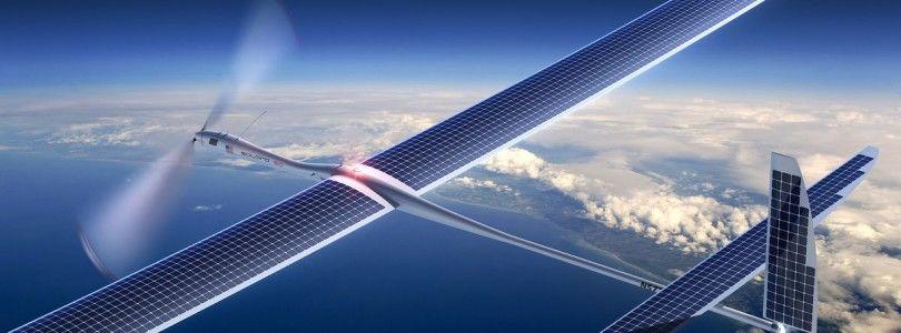 El dron de Google solar se estampa al este de Albuquerque