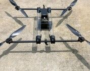 Hycopter: Dron de hidrógeno que tendrá una duración de vuelo de 4 horas