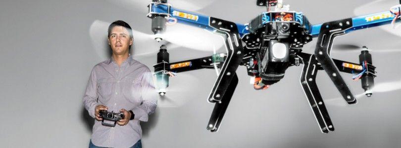 3D Robotics (3DR) podría ser una empresa revelación este año