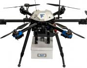 El primer dron autorizado para el repartos volará el 17 de Julio en los Estados Unidos