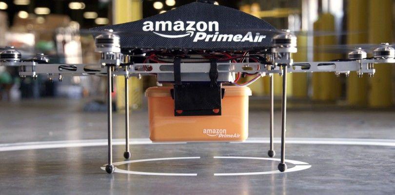 Amazon propone un espacio exclusivo para drones