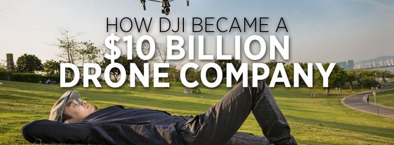 Vídeo con datos de DJI, el mayor fabricante de drones del mundo