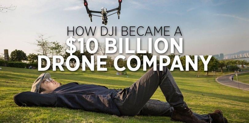 DJI desarrollará sus drones en Palo Alto, California