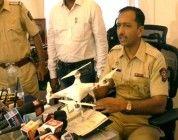 Los drones estarán prohibidos en Bombay