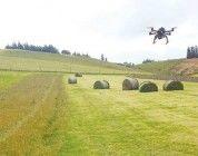 Una calculadora online ayudará a los granjeros norteamericanos a determinar el beneficio económico del uso de drones