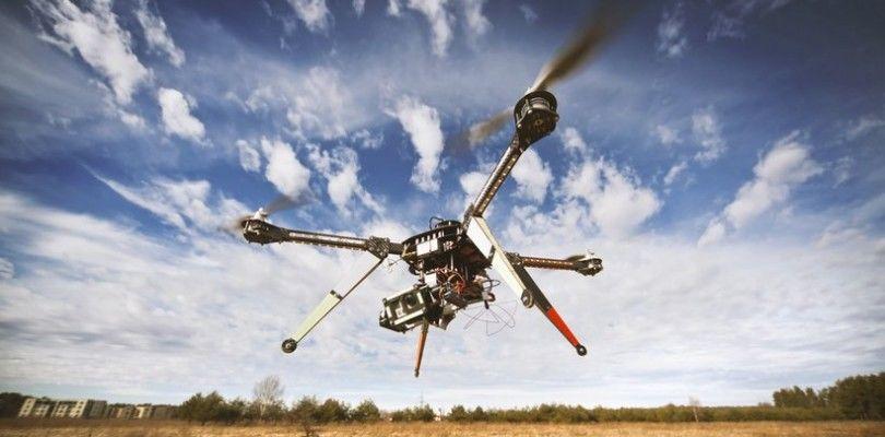 Alta de empresa de tecnologías relacionadas con los drones