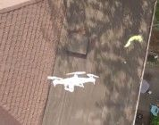 Rescate entre drones