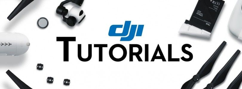 DJI Tutorials: DJI lanza un canal de Youtube con tutoriales