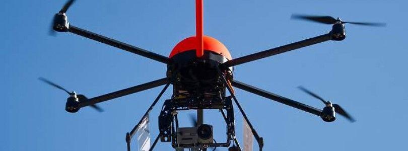 Las empresas japonesas volcadas en el mercado de los drones