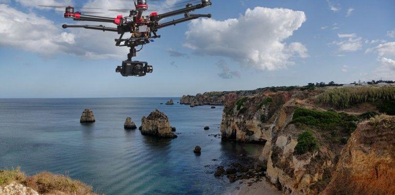 DRONEFEST, el festival internacional de fotografía y filmación con drones, aterriza en Reino Unido