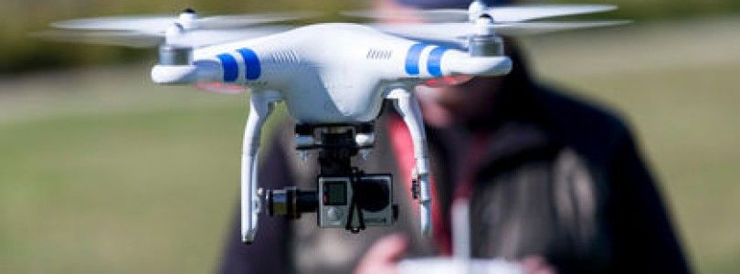 Detectado dron volando muy cerca del aeropuerto de Calgary en Canadá