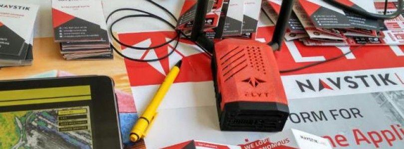 Flyt, una plataforma tipo Android para drones