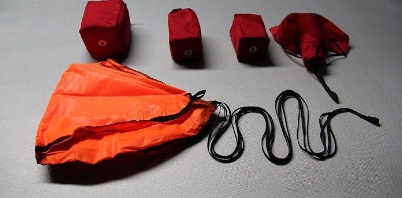 CAD Drones LLC ofrece paracaídas OEM para comercializarlos con tu marca