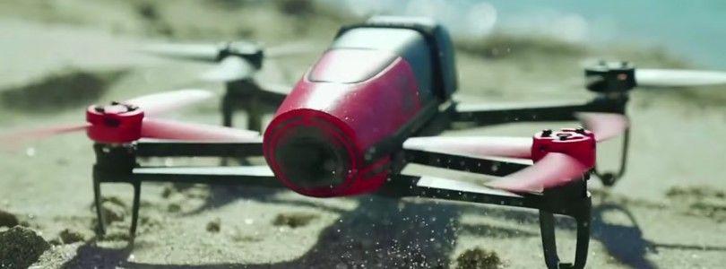 Vídeo del Parrot Bebop drone, un completo dron pero sencillo de manejar