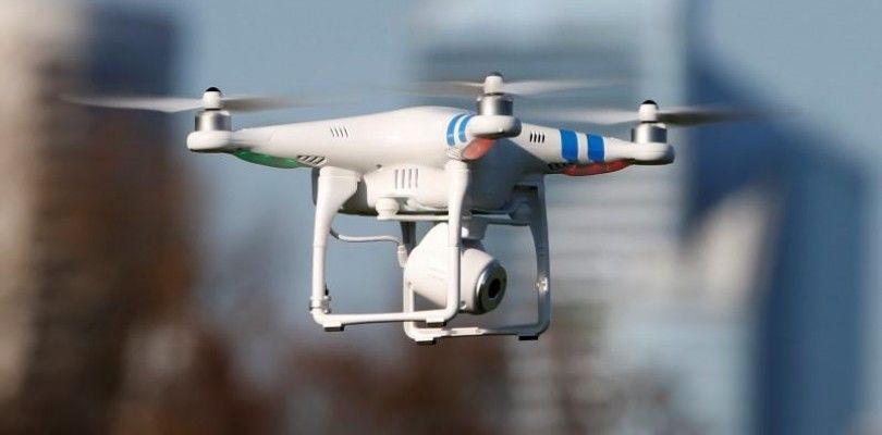 Wal Mart intenta probar la entrega de pedidos por medio de drones