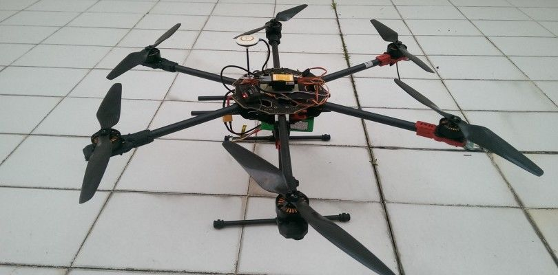 [Venta] Tarot 680 Pro Carbon