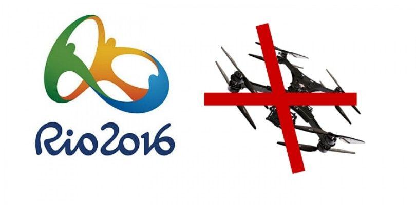 Brasil prohíbe los drones de cara a Río 2016