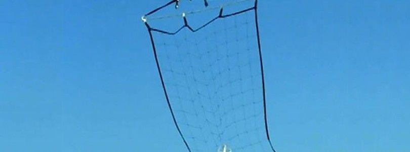Crean sistemas de neutralización de drones